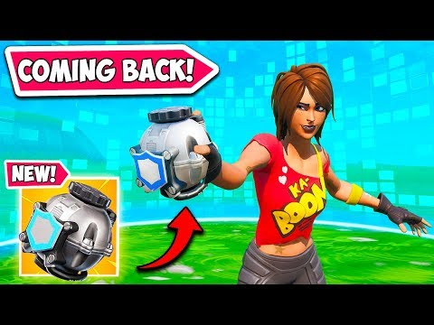 *NEW* SHIELD BUBBLE IS RETURNING?! – Fortnite Funny Fails and WTF Moments! #836