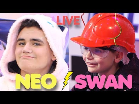 SWAN THE VOICE & NEO/ LE GROS DIRECT