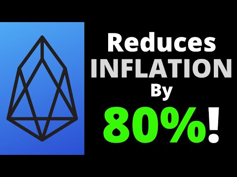 EOS Reduces Inflation By 80%