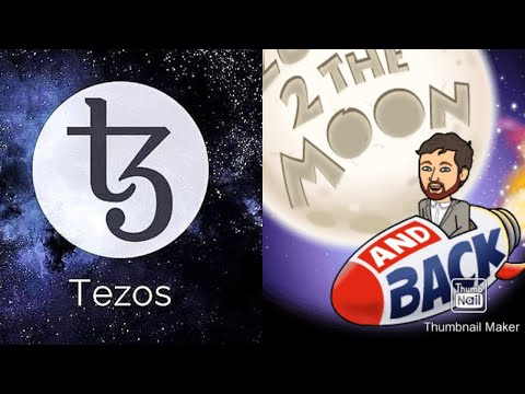 TEZOS (XTZ) 🤑Price Prediction🚀and thoughts on the Company.