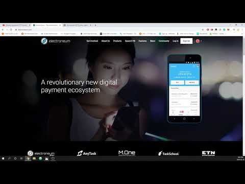 Electroneum's CEO, Richard Ells – Electroneum is Undervalued