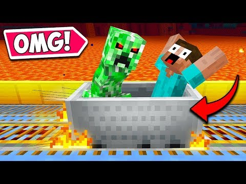 *NEW* ULTIMATE BLUE ICE RACETRACK!! – Minecraft Funny Moments and Fails! | BCC Plus