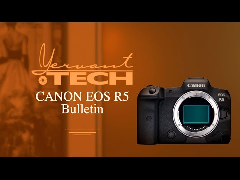 Canon EOS R5 Preview. Will it be the best camera ever?