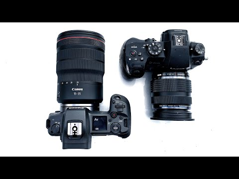 Canon EOS R vs Panasonic GH5: 5 Quirks I Love & Hate