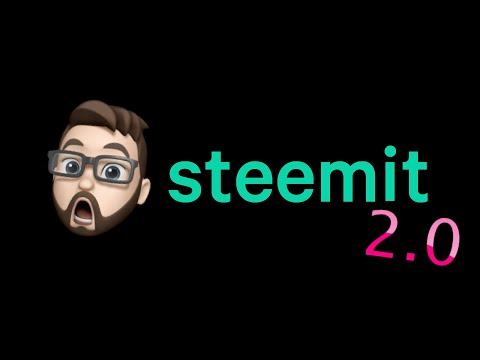 Steemit 2.0