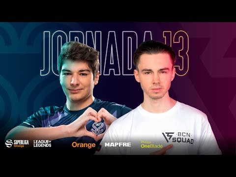 S2V ESPORTS VS BCN SQUAD | Superliga Orange League of Legends | Jornada 13 | TEMPORADA 2020