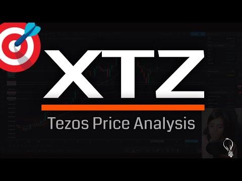 XTZ Tezos Price Analysis Today | XTZ Forecast | February 2020 🏮