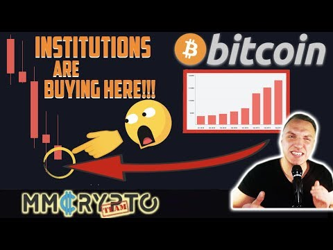 OMG!!! INSTITUTIONS ARE BUYING BITCOIN RIGHT NOW WHILE STOCK MARKET CRASH!!!