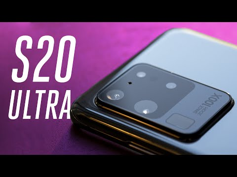 Galaxy S20 Ultra review: something to prove