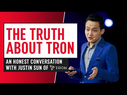 The Truth About Tron – An Honest Conversation With Justin Sun