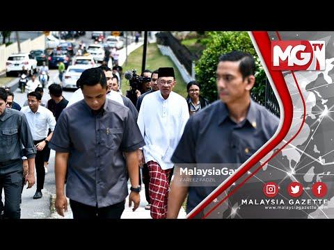 TERKINI : Saya Ada 'Meeting' – Anwar Ibrahim