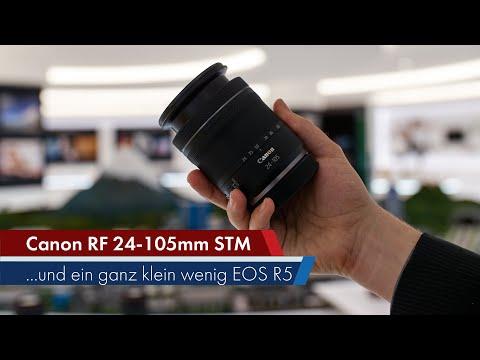 Canon RF 24-105mm F4-7.1 IS STM | Endlich ein günstiges EOS R Zoom! [Deutsch]