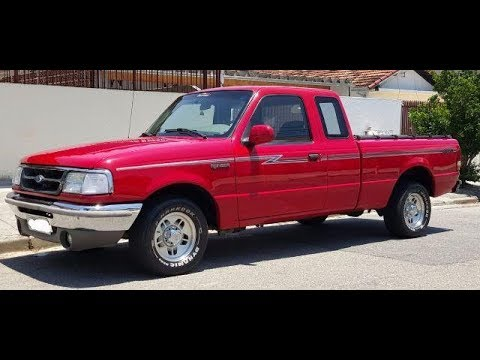 Oficina Mecânica (FCA) – Ford Ranger STX 4.0 V6 1995