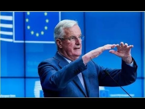 Britain on verge of WALKING AWAY! F.u.ry at more of Barnier's Brexit trade deal demands-General News