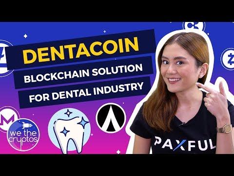 Dentacoin: Blockchain Solution for Dental Industry
