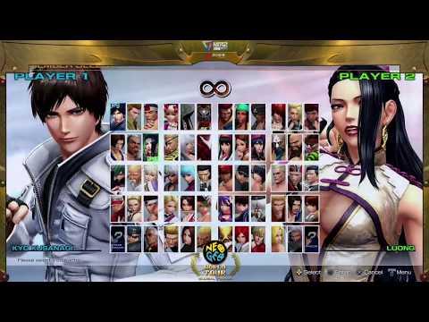 Zantetsu vs M' – KOF XIV Neo Geo World Tour Season 1 Global Finals Winners Round 2