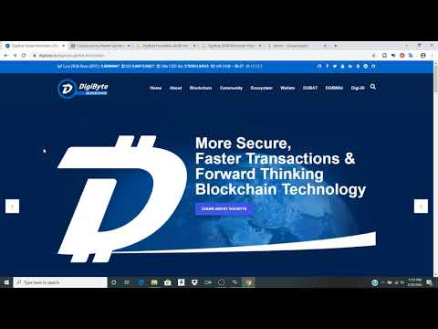 DigiByte Bullrun Sooner than You Think While We Watch And See If Bitcoin Fails