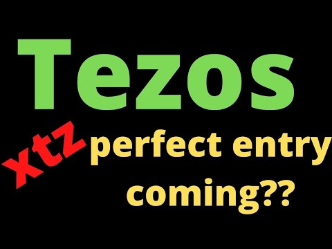 will Tezos xtz deliver a perfect entry?💲💲💲💲💲💲