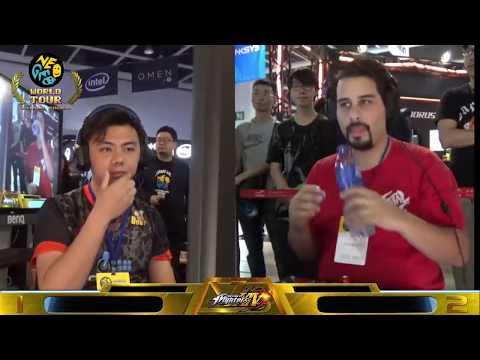 XiaoHai (小孩) vs Violent Kain – KOF XIV Neo Geo World Tour Season 1 Global Finals Winners Round 1