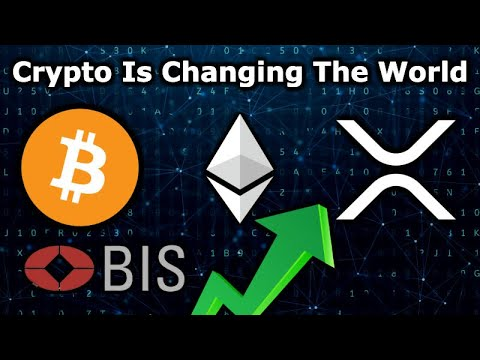 CRYPTO Is Changing The World – BIS Report XRP – Australian Judge – Ethereum DEX – Binance CEO $2.6B