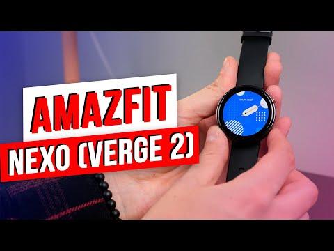 ОБЗОР Amazfit Nexo (Verge 2) / АБСОЛЮТНЫЙ ХИТ XIAOMI🔥
