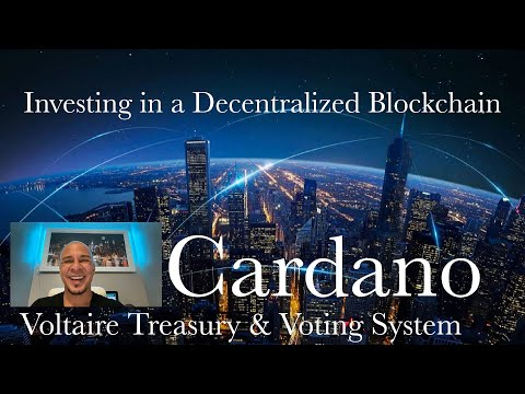 Best Decentralized Crypto to invest, Cardano is the Future