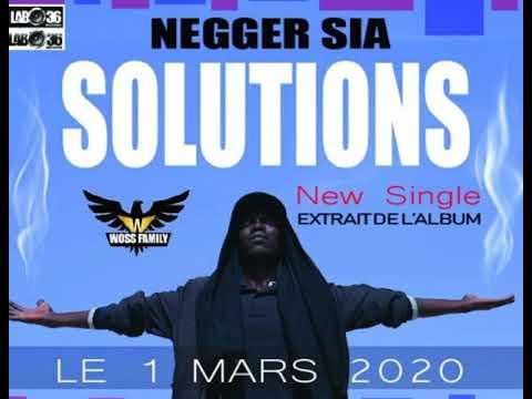 Nigger sia – Solution (Audio)