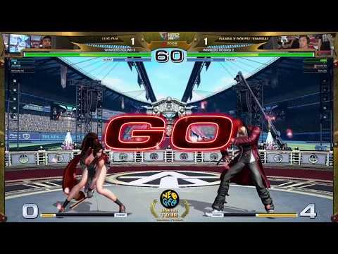 Luis Cha vs XiaoHai (小孩) – KOF XIV Neo Geo World Tour Season 1 Global Finals Winners Round 2