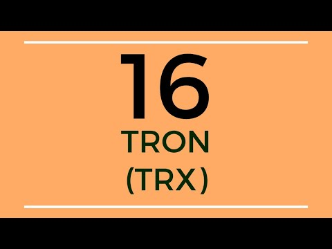 Tron Going Out Of Shape Against BTC 🥨 | TRX Price Prediction (25 Feb 2020)