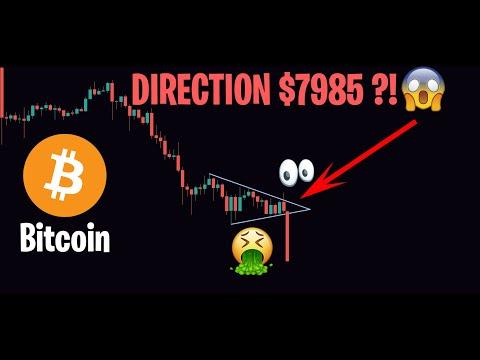BITCOIN PRÉPARE SON ÉNORME DUMP DIRECTION $7985 ?!! – Analyse Crypto Bitcoin Altcoin – 02/03