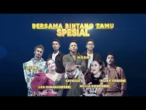 15 Finalis berkumpul kembali, dan ada bintang tamu spesial! – Indonesian Idol 2020