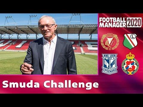 Football Manager 2020 – Smuda Challenge | #12 Koniec sezonu pierwszego