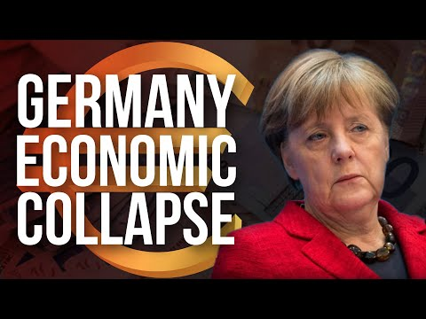 Germany Is On The Verge Of Economic Collapse 2020 Euro CRASH !!