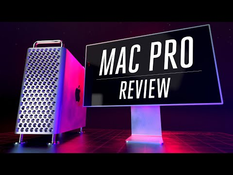 Six professionals review the Mac Pro