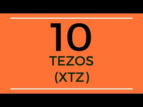 Tezos Whales Taking A Break From the Scene 🍹 | XTZ Technical Analysis (2 Mar 2020)