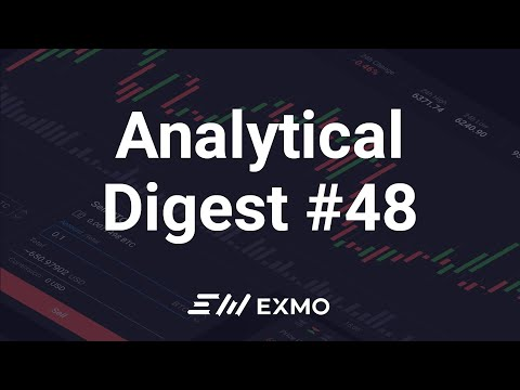 Подробный обзор криптовалют по вашим заявкам: BTC, ADA, XLM, ZEC, TRX | EXMO Analytical Digest #48