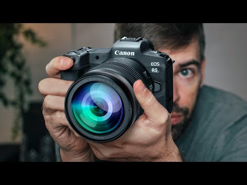 CANON EOS R5: Should I dump a $10,000 camera system to buy one?