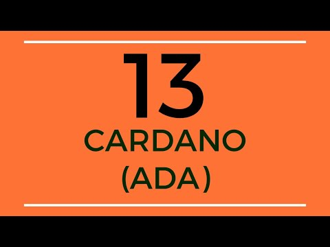 Cardano Is Back At The Support Line 🔃 | ADA Technical Analysis (3 Mar 2020)