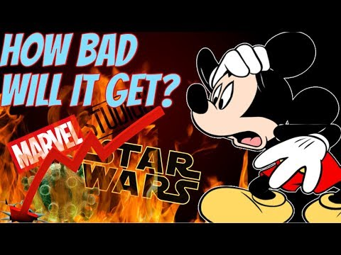 DISNEY in FULL PANIC MELTDOWN – on the Verge of Collapse According to Alleged Insider!
