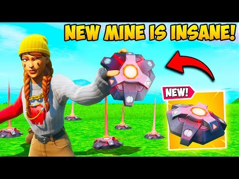 *NEW* PROXIMITY MINE IS INSANE!! – Fortnite Funny Fails and WTF Moments! #842