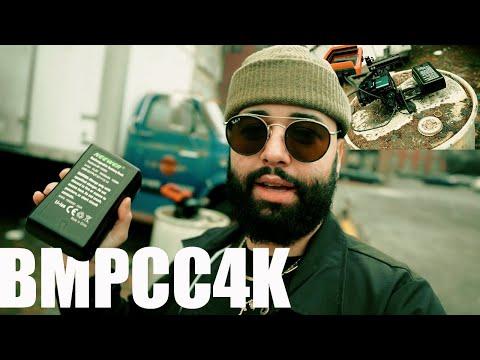 BMPCC4K | Neewer V MOUNT BATTERY