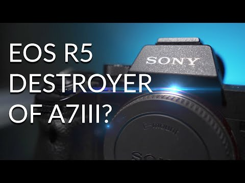 Is The Sony A7III in 2020 WORTH IT? Canon EOS R5 Making News