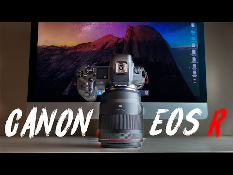 Canon EOS R – This Camera SUCKS … But I Love It