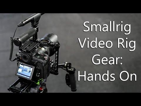 Smallrig Video Gear: Hands On