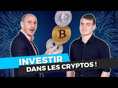 CRYPTO ➡️BONNE NOUVELLE pour les investisseurs ! Feat. HASHEUR