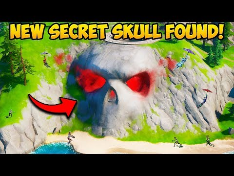 *NEW* SECRET SKULL CAVE FOUND!! – Fortnite Funny Fails and WTF Moments! #843