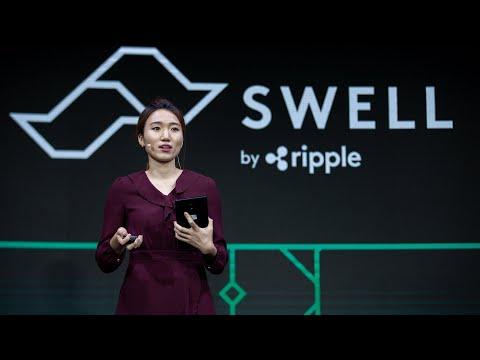 "CoinOne Transfer's ""Cross"": Ripple Technology Helps Support Korean Remittances  #SwellbyRipple"