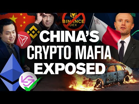Binance & Tron: The Chinese Mafia of Crypto EXPOSED😱