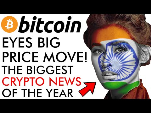 Bitcoin Eyes Big Price Move! 👀 The Biggest Crypto Story of 2020! [BULLISH]