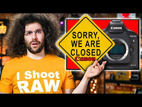 Canon CLOSES 5 Factories…WHO'S NEXT?! EOS R5 Card Slot(s) REVEALED?